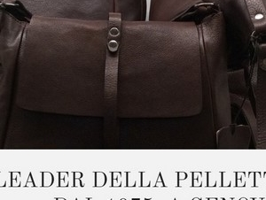Leather goods Bagnara
