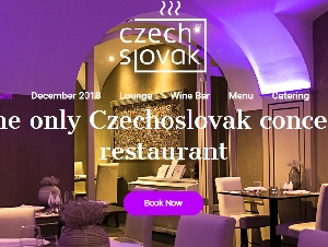 Czech Slovak Restaurant Lounge Bar